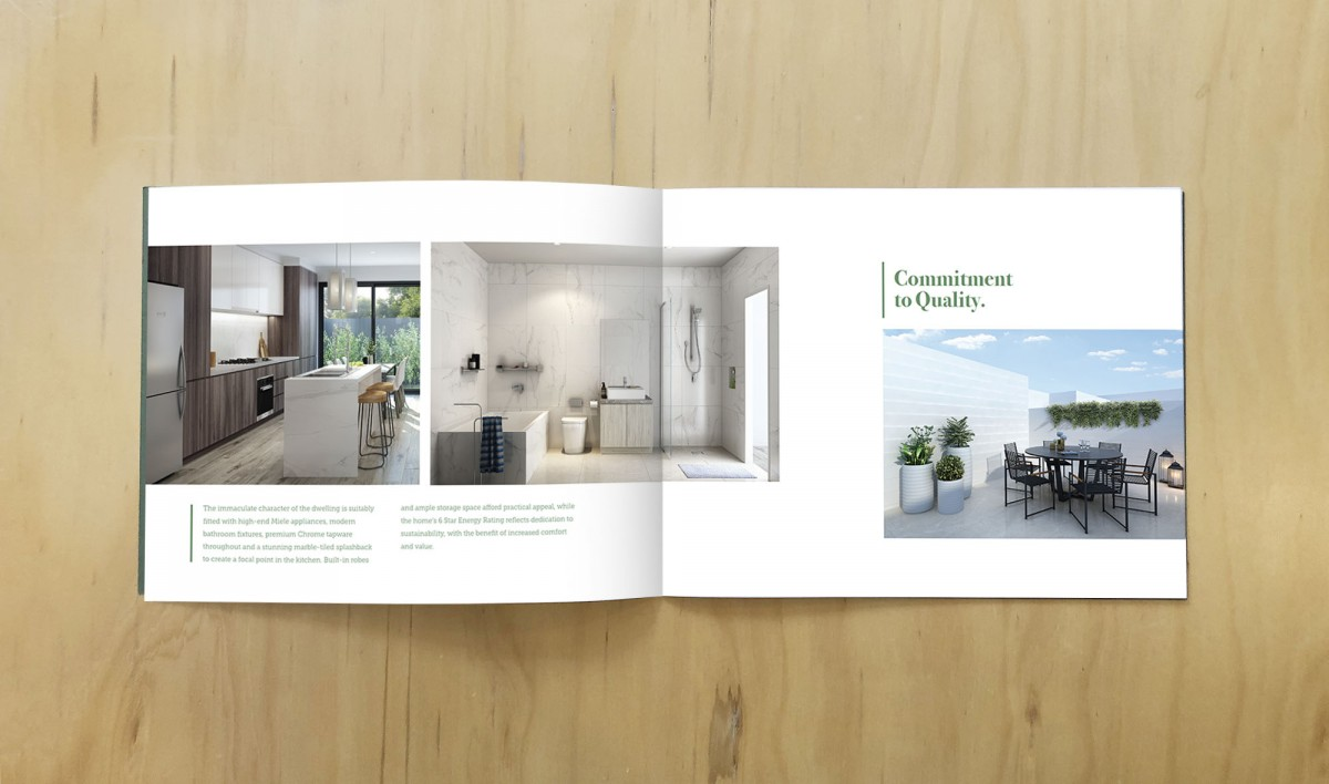 Publication Design for Acacia Development