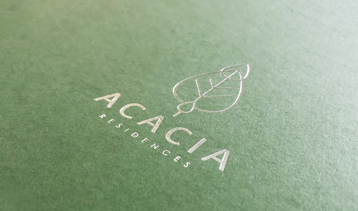 Brand Design for Acacia Development