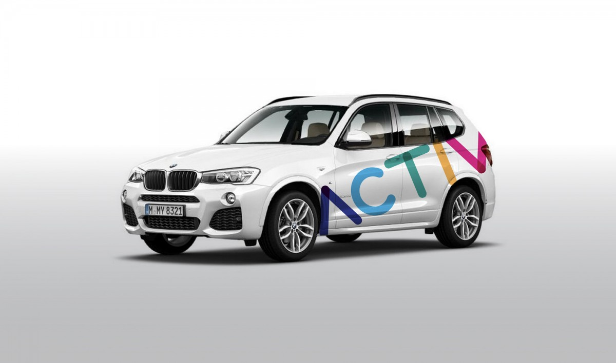 Vehicle Graphics for Activ Brand Management