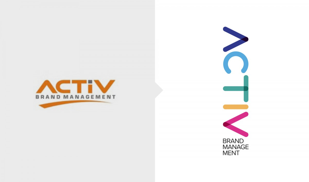 Rebrand for Activ Brand Management