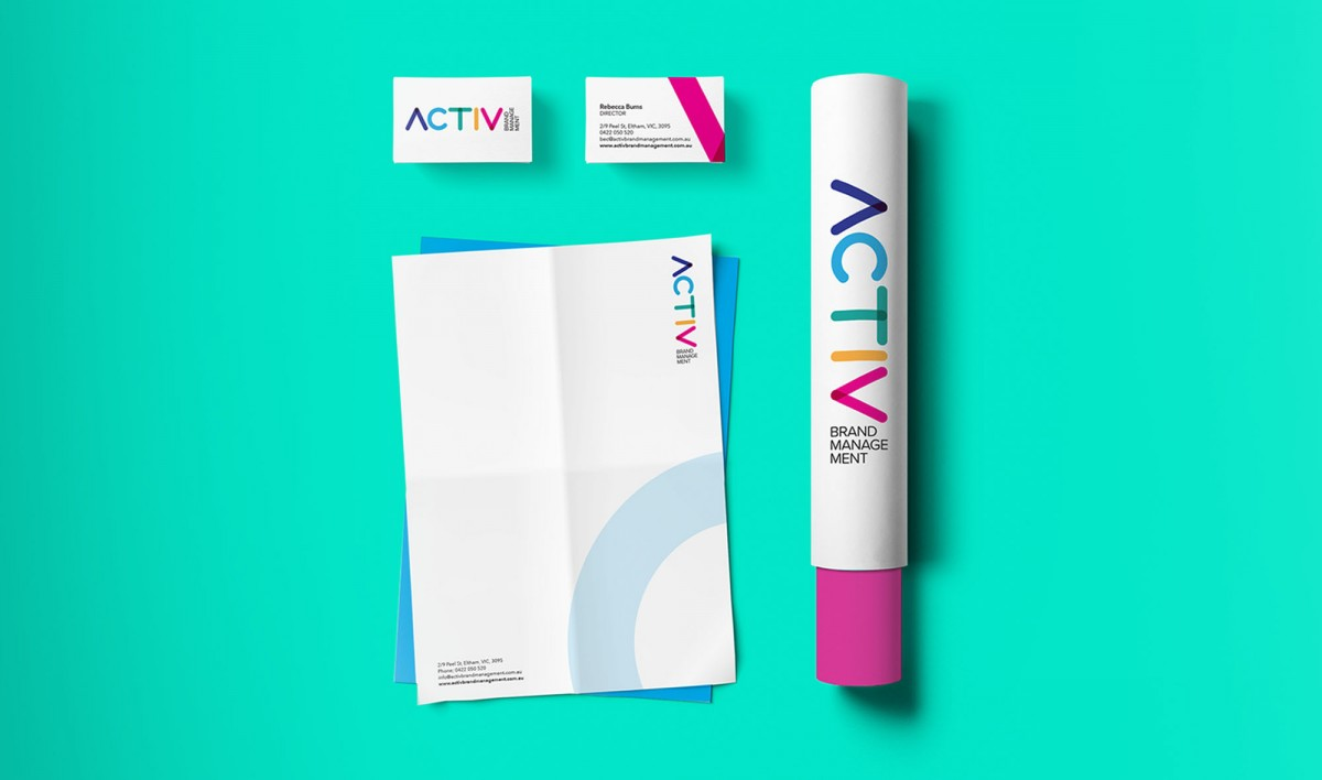Brand Design for Activ Brand Management