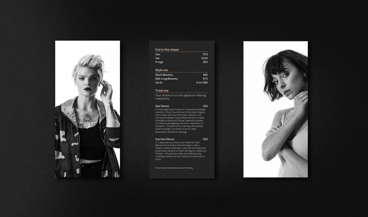 Brochure Design for Chester & Morgan