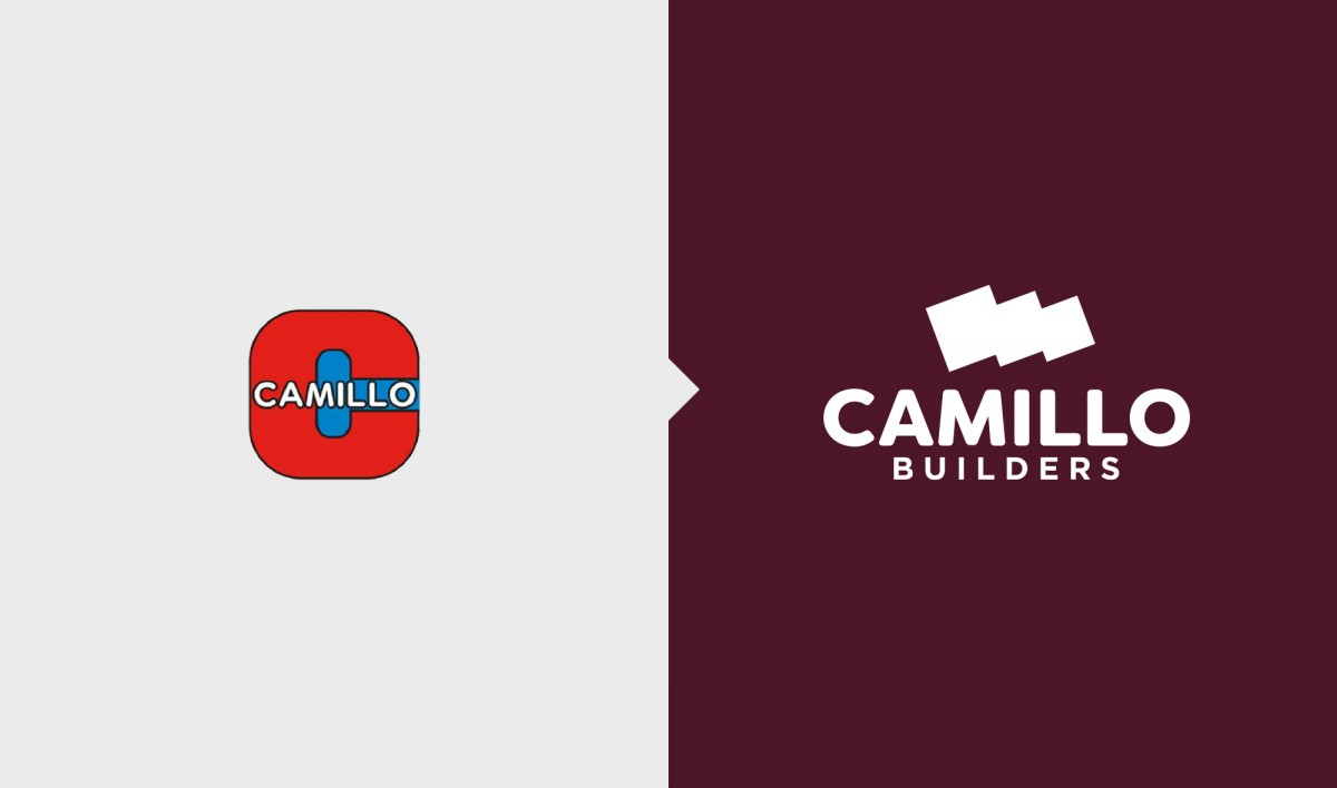 Rebrand for Camillo Builders