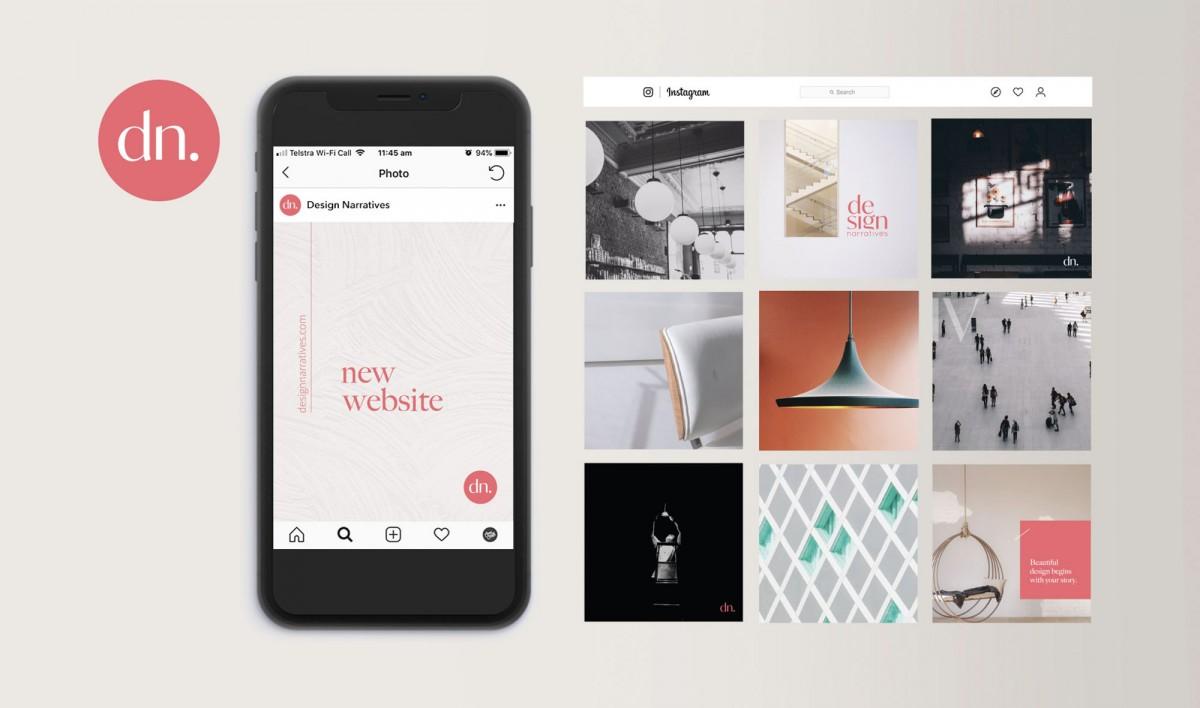Social Media for Design Narratives