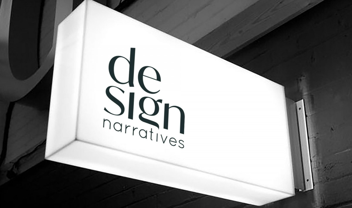 Signage Design for Design Narratives