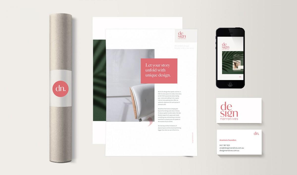 Brand Design for Design Narratives