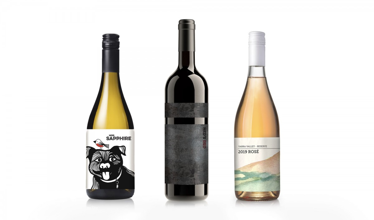 Packaging Design for Fergusson Winery