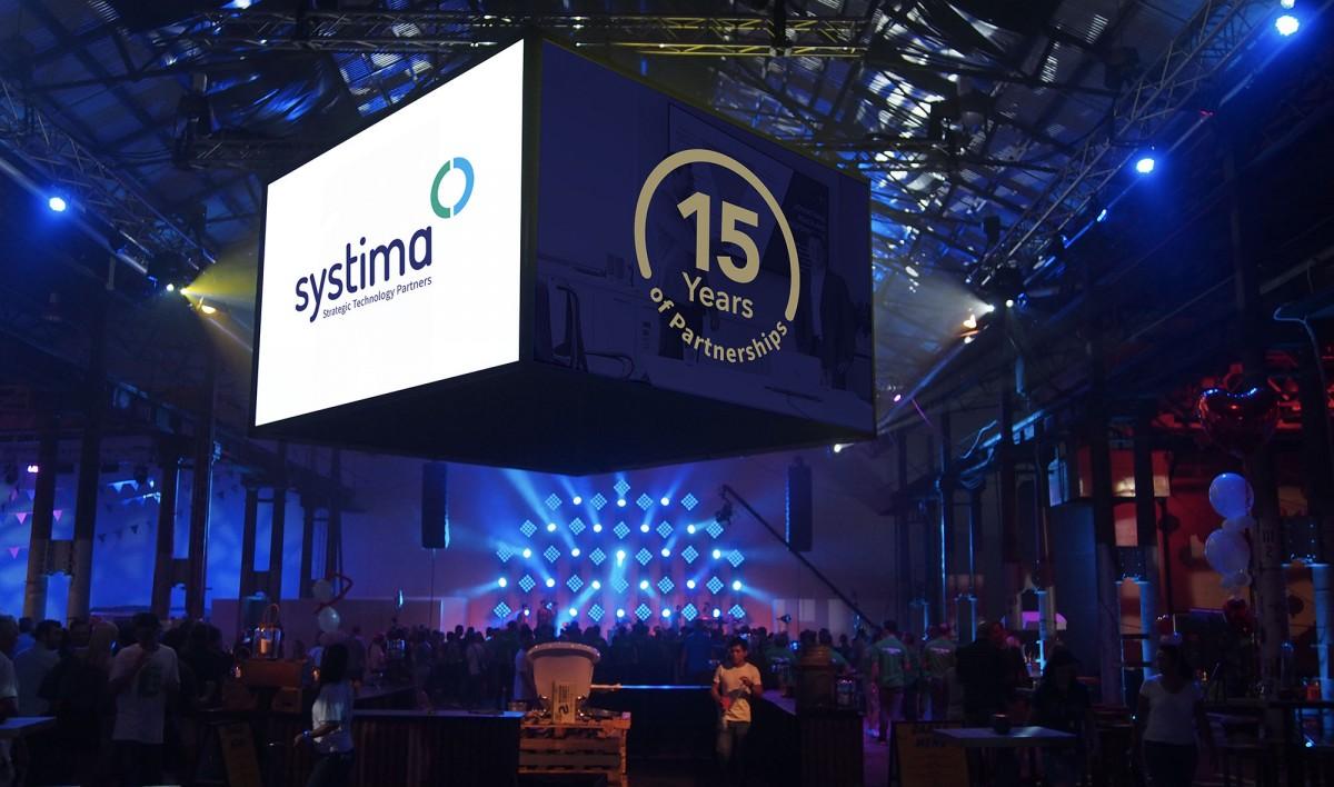 Signage Design for Systima