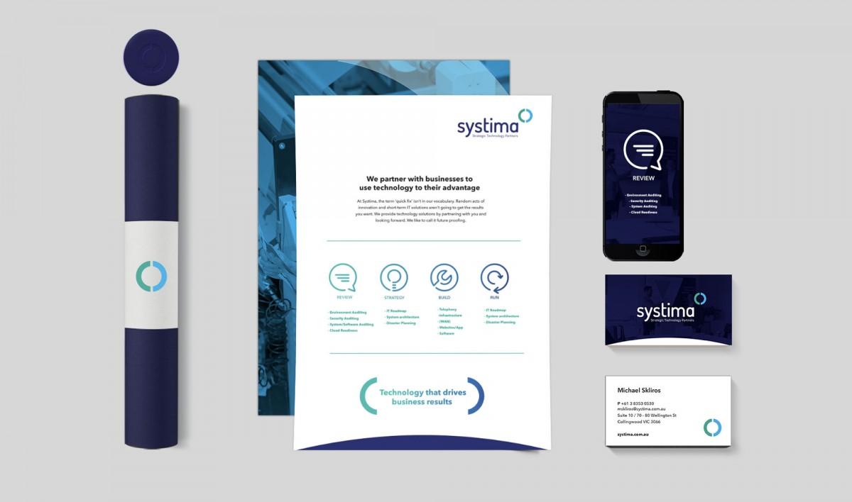 Brand Design for Systima