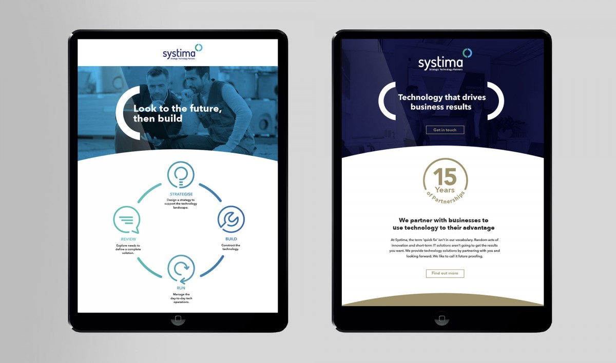 Digital Marketing for Systima