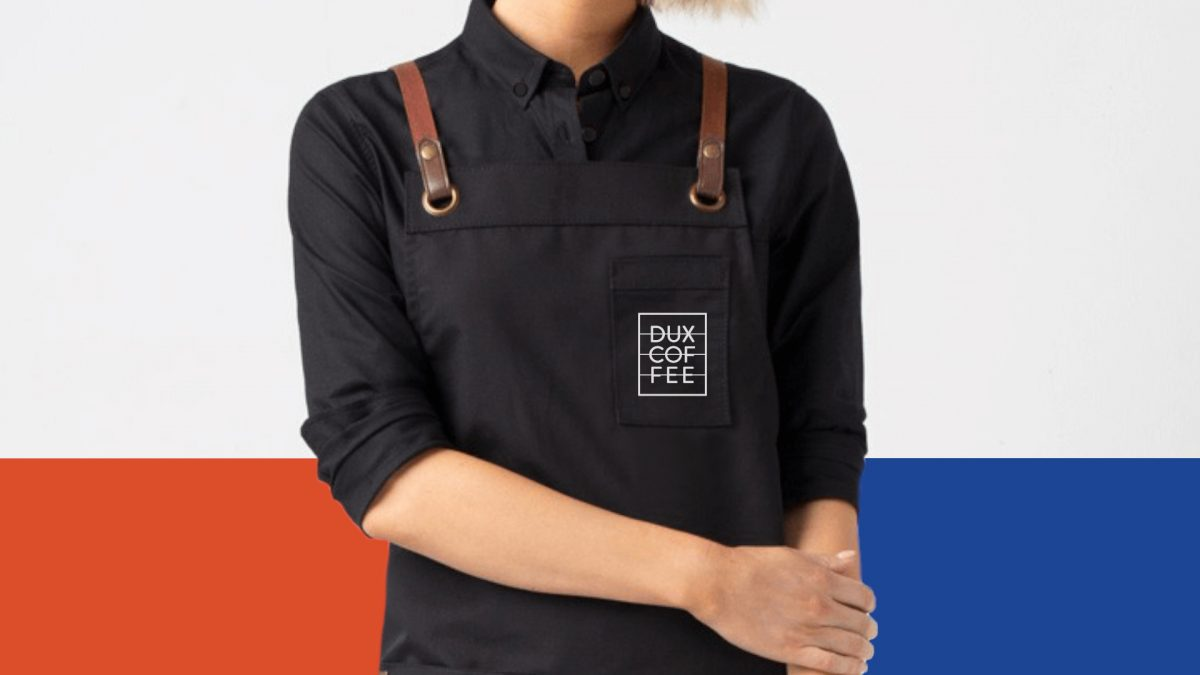 Uniform Design for Dux Coffee Bar