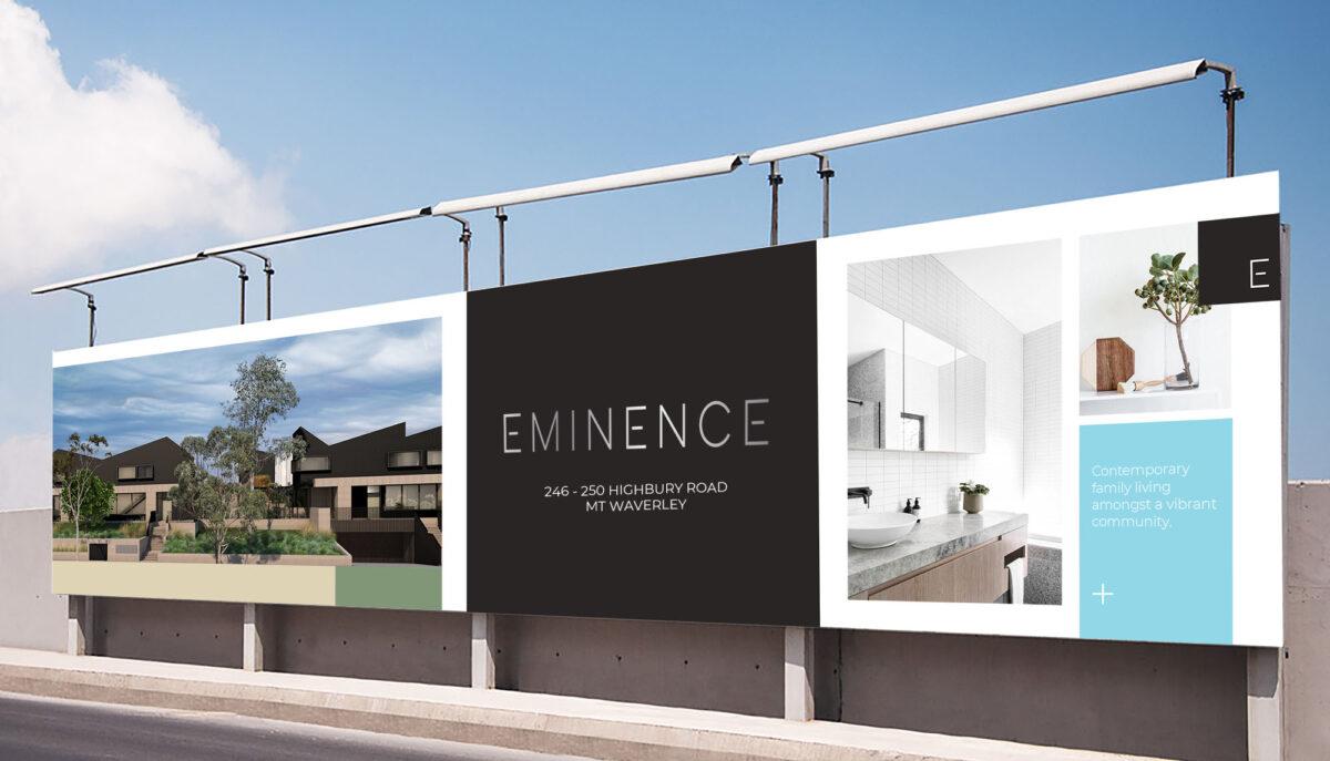 Signage Design for Eminence
