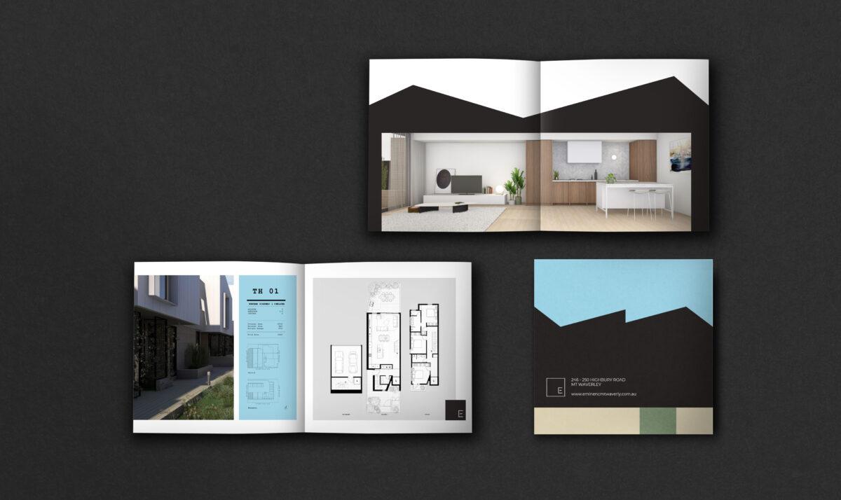 Publication Design - Eminence