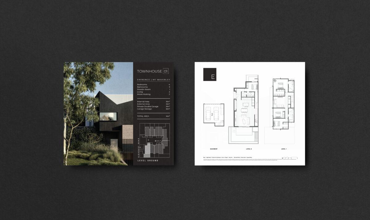 Publication Design for Eminence