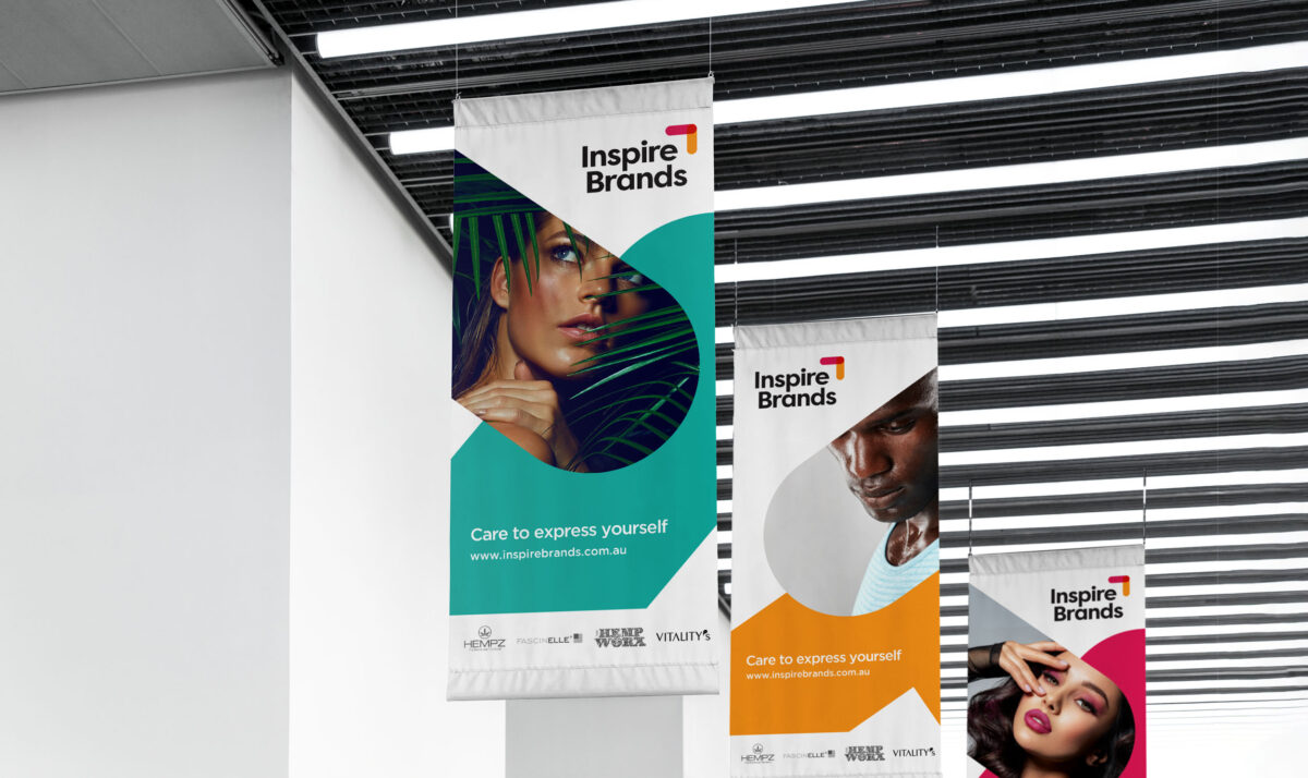 Banner Design for Inspire Brands